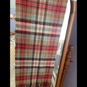 Men's scarf from Brooks Brothers